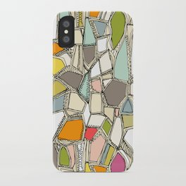 BROKEN POP iPhone Case