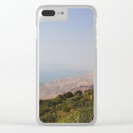 Israel Clear iPhone Case