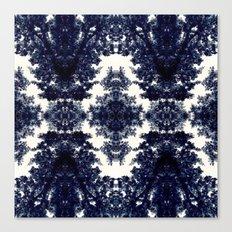 Tiles & Motifs - Porcelain Trees Canvas Print