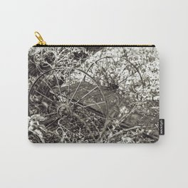 Vintage Wagon 2 Carry-All Pouch
