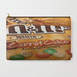 Carrot Cake M&M Carry-All Pouch