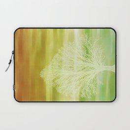 inhaling spring Laptop Sleeve