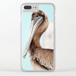 Pelican Blues Clear iPhone Case