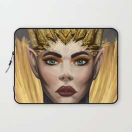Elf Queen Laptop Sleeve