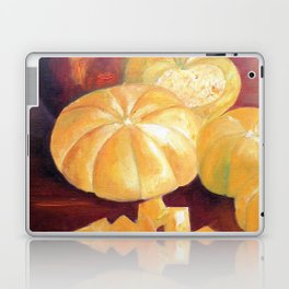 Composition with pumpkins Laptop & iPad Skin