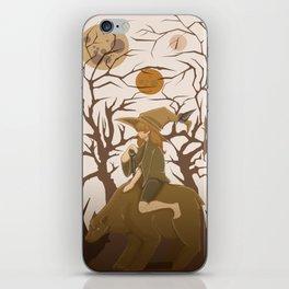 Bear Wizard iPhone Skin