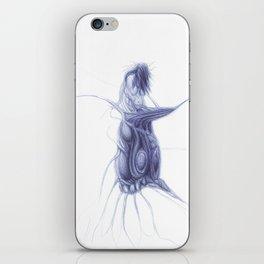Vitae sanctorum XXII iPhone Skin
