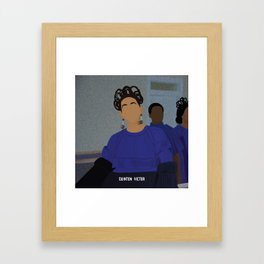 Untitled 04 Framed Art Print