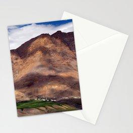 Ki Monastery in Spiti Valley Stationery Cards