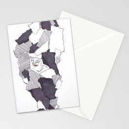 Disintegral #973 Stationery Cards