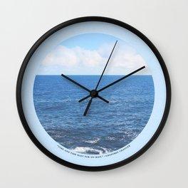 Time & Tide Wall Clock