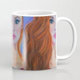 Glamorous Redhead Jessica Rabbit Coffee Mug