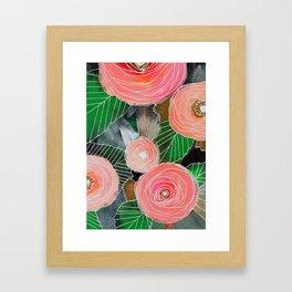 Botanic no. 2 Framed Art Print