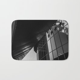 madrid cuatro torres business area Bath Mat