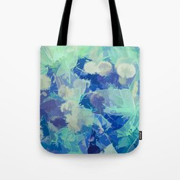 Ice Cold Forest Tote Bag