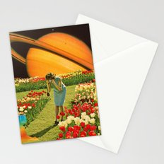 Visiting of the children Stationery Cards