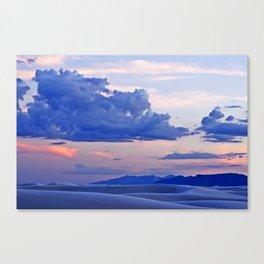 White Sands XX Canvas Print
