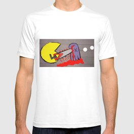 killer pacman T-shirt