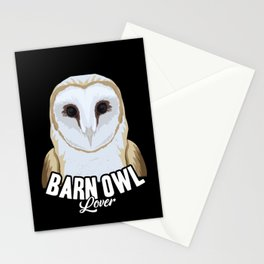 Owlaholic, Owl, Owls Lover Gift Stationery Cards