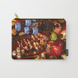 Turkish Grand Bazaar Carry-All Pouch