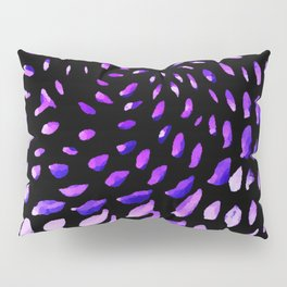 Leaf Me Alone, In Purple Pillow Sham