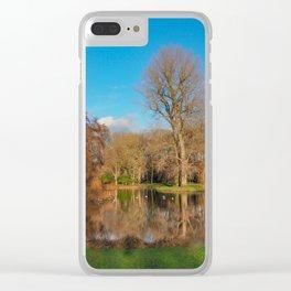 Wilhelminapark, Utrecht Clear iPhone Case