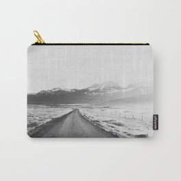 ON THE ROAD XX / Iceland Carry-All Pouch
