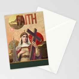 Collection Saints - Rise Of Mary Stationery Cards