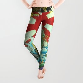 Pearl Harbor Leggings