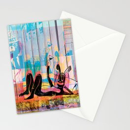 Cheers To The Streets Stationery Cards