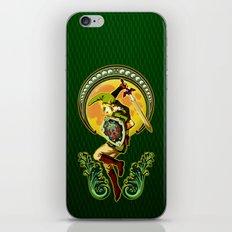 Triforce Link Zelda iPhone 4 4s 5 5c, ipod, ipad, pillow case, tshirt and mugs iPhone & iPod Skin