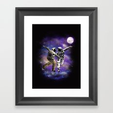 Dance with the Stars Framed Art Print