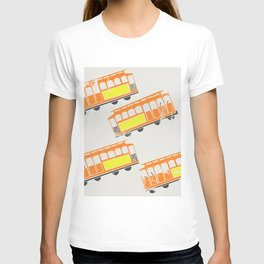 San Francisco Streetcars T-shirt