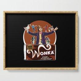 Willy Wonka - Gene Wilder Serving Tray