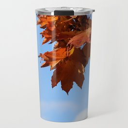 Autumn Sky Travel Mug