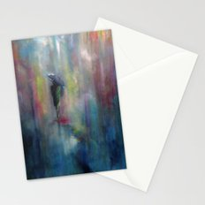 A cool walk Stationery Cards