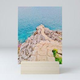Trail to the Sea Mini Art Print