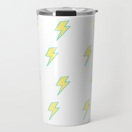 Bolt - Yellow Travel Mug