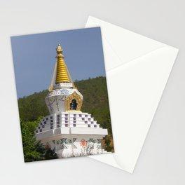 TIBETAN STUPA Stationery Cards