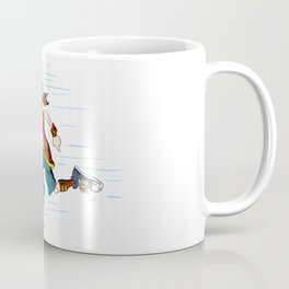 fast kid Coffee Mug
