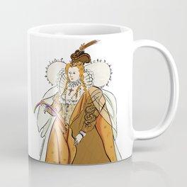 Queen Elizabeth I Rainbow Portrait Coffee Mug