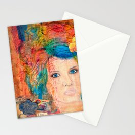Tousled Stationery Cards