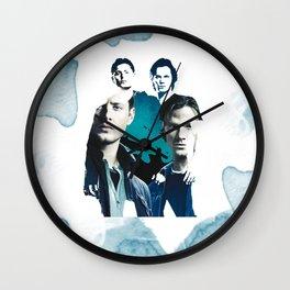 Team W Wall Clock