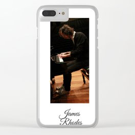 James Rhodes Clear iPhone Case