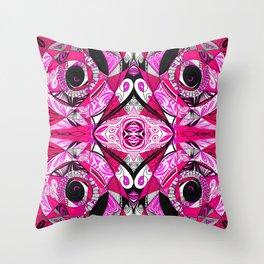 Najma (Star) 1 Symmetrical design Throw Pillow