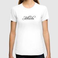 atlanta T-shirts featuring Atlanta by Blocks & Boroughs