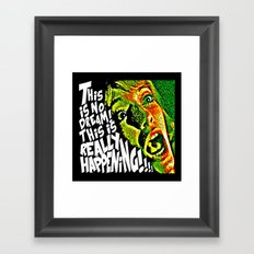 This Is No Dream | Rosemary's Baby Framed Art Print