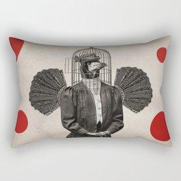 Anthropomorphic N°18 Rectangular Pillow
