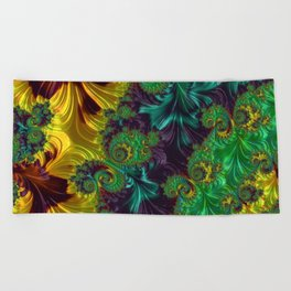 Colors of Celebration Beach Towel
