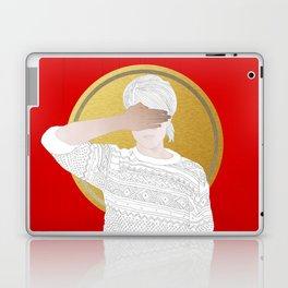 LESSER MATTERS (Strange Things Will Happen) Laptop & iPad Skin